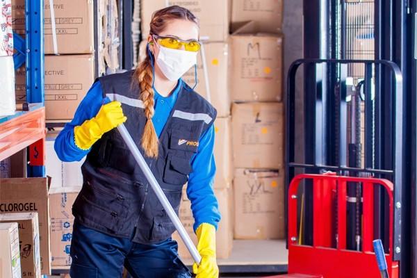 Ipari takarítás